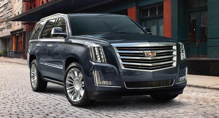 2019 Cadillac Escalade Vs Lincoln Navigator Jpg