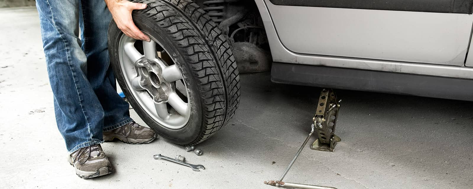 Time to Rotate Your Tires? | DIY Home Tire Rotations