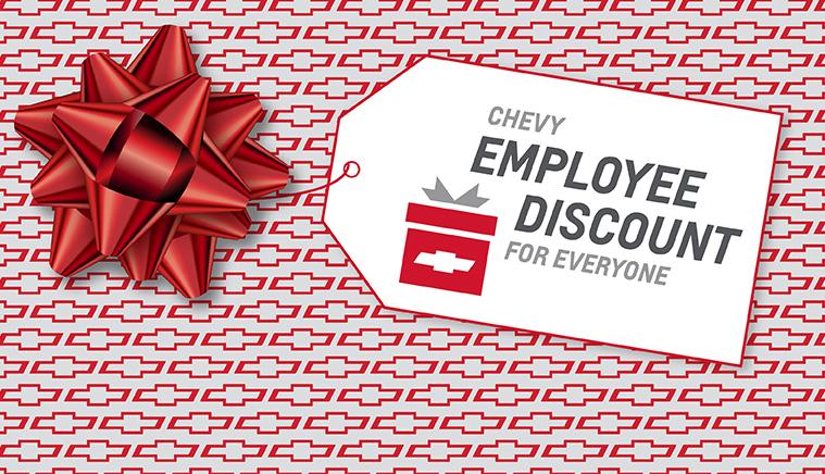 Chevy Employee Discount Best Chevrolet Dealership