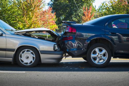 Auto Safety Crumple Zone Technology