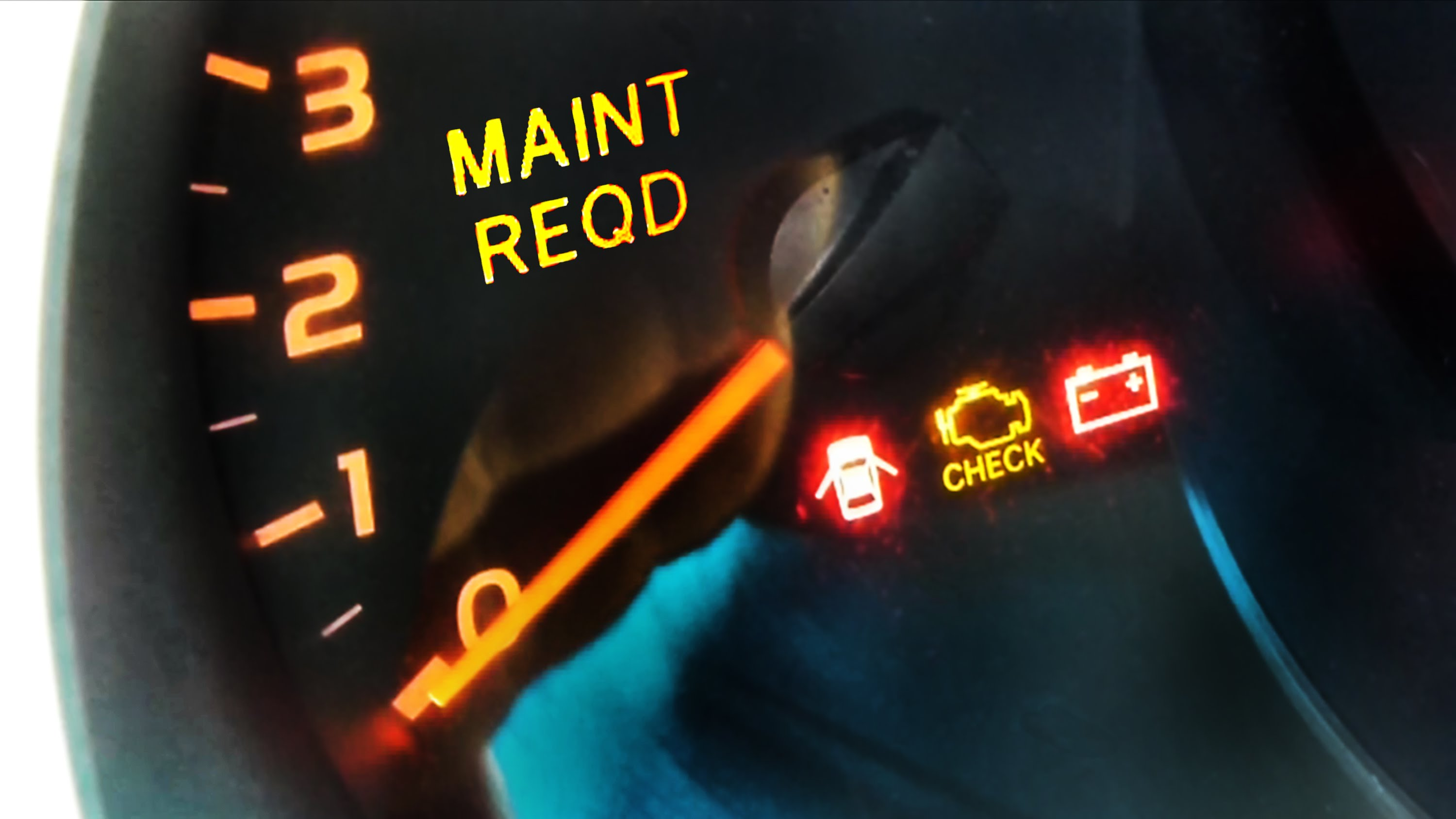 lexus rx 350 dashboard warning lights
