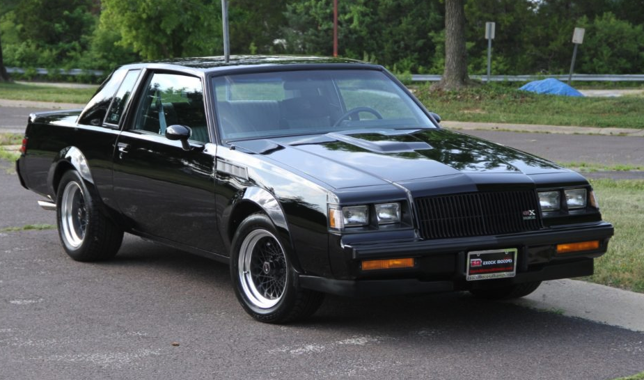 Buick Grand National Gnx For Sale >> Ten Fun Facts About The Iconic Buick Regal Grand National