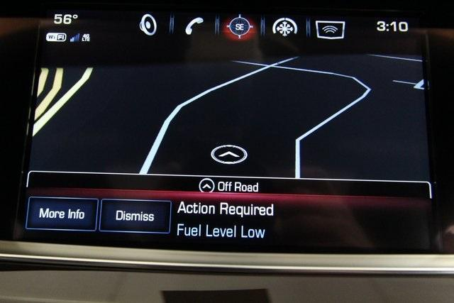 2019 Cadillac XT5 driver assistance features