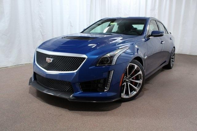 Gorgeous 2019 Cadillac Cts V Sedan For Sale In Colorado Springs