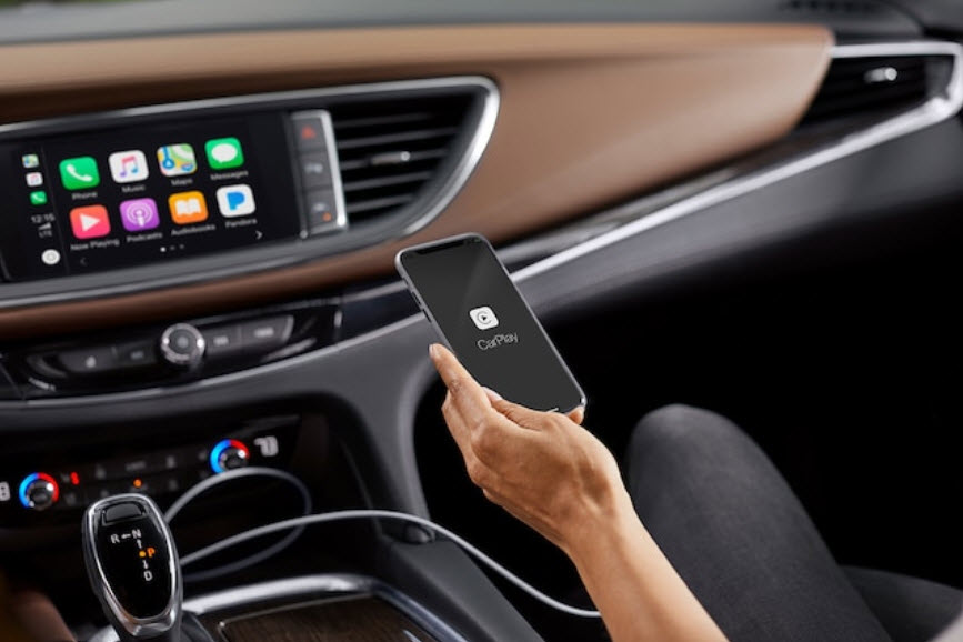O'Neil Buick GMC explores whats new with Apple Carplay integration