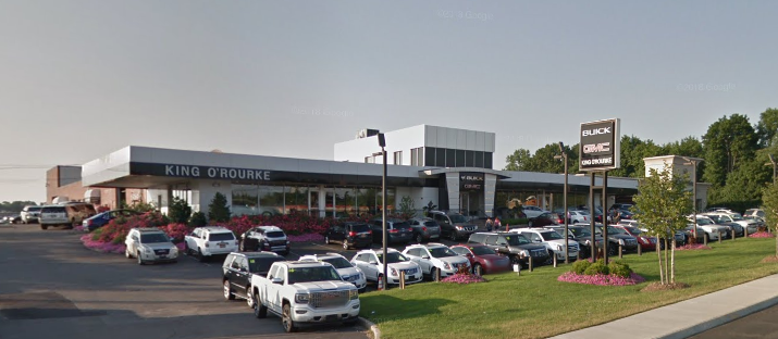 Visit King O'Rourke Buick GMC Near You - Smithtown, NY