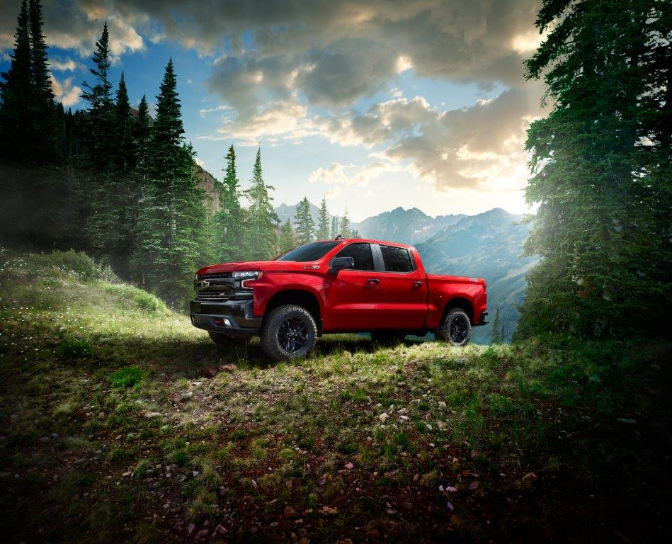 Find latest on Chevrolet Automobiles here - Jack Burford