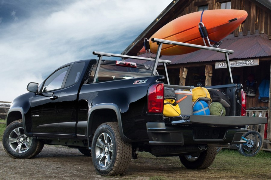 Kayak Racks For Pickup Trucks >> Kayak Racks For Your Chevy Truck Bed