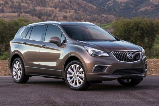 2020 Buick Envision To Get Two New Exterior Colors