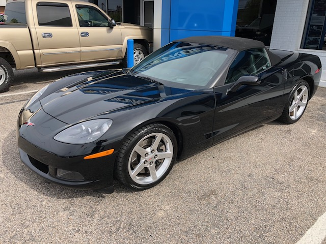 Used 2005 Chevrolet Corvette For Sale Raleigh Nc