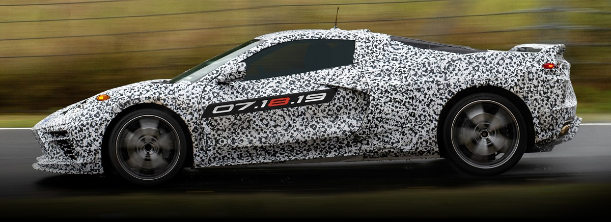 Austin Area News 2020 Chevrolet Corvette