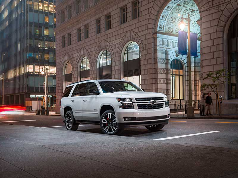 Reeder Chevrolet Is A Knoxville Chevrolet Dealer And A New